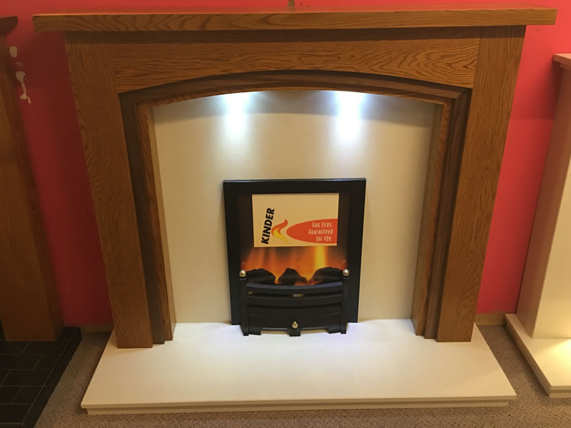 Fireplace Design fireplace lights : Fireplace Warehouse Crewe, Cheshire   Wood Fireplaces